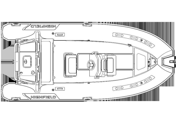 om540 ocean master highfield swift marine rib boat zodiac