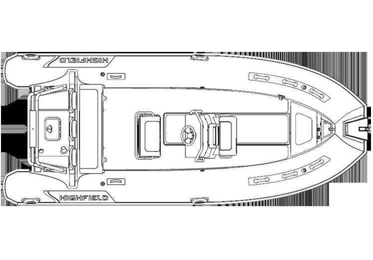 om540 ocean master highfield swift marine rib boat