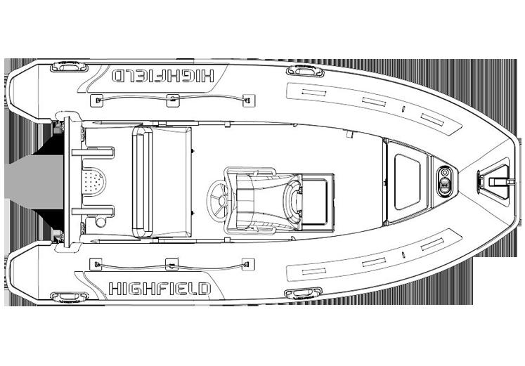 om350 ocean master highfield swift marine rib boat zodiac