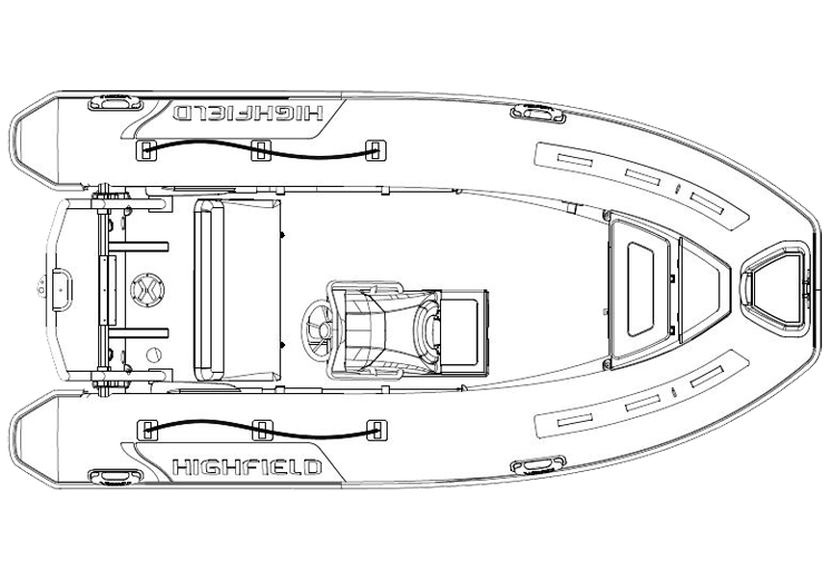 om420 ocean master highfield swift marine rib boat zodiac