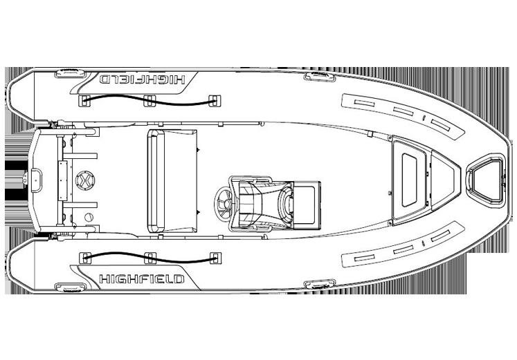 om460 ocean master highfield swift marine rib boat zodiac
