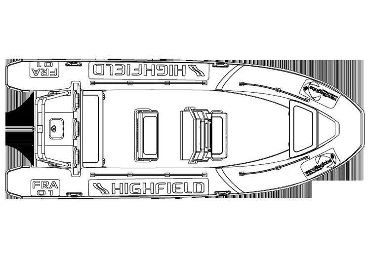 PA660 Patrol ocean master highfield swift marine rib boat zodiac ab