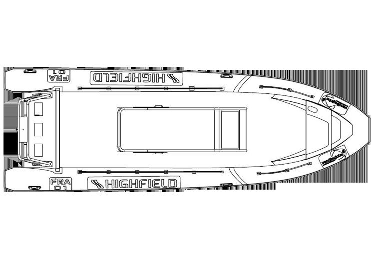 PA860 Patrol ocean master highfield swift marine rib boat zodiac ab