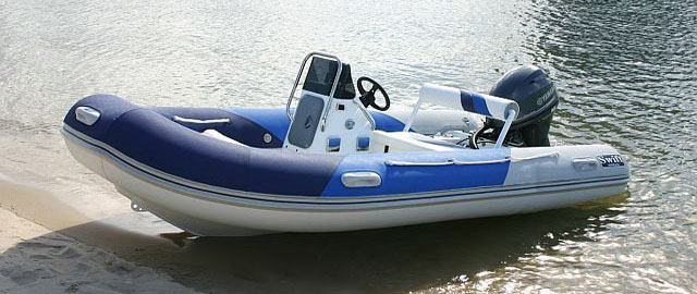 swift rib boat gold coast